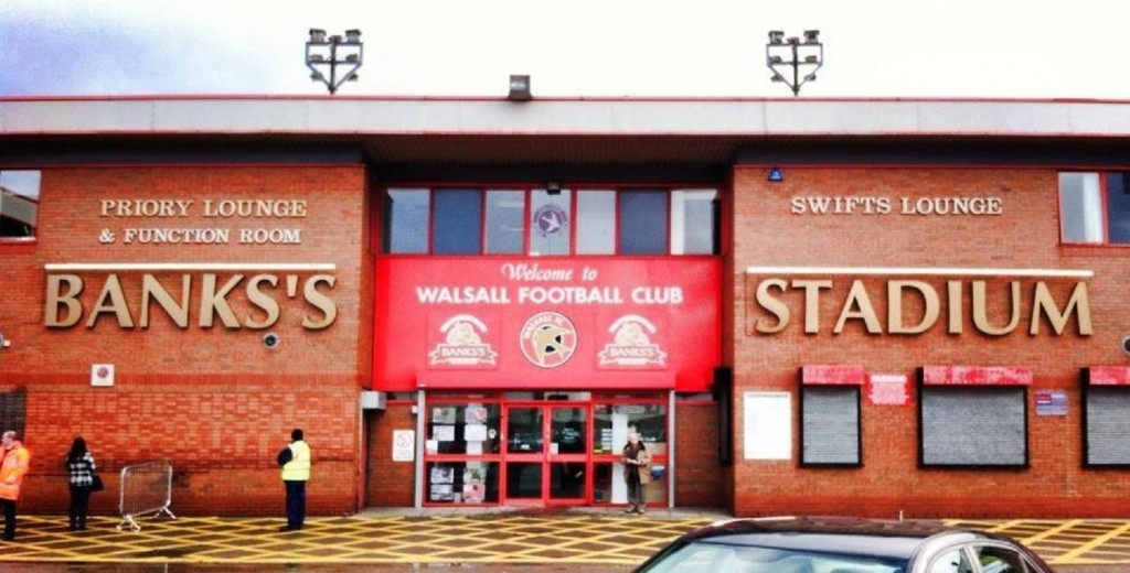 BLOG: From the bedroom to Bescot Stadium