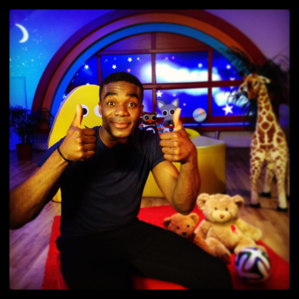 NEWS: Ore to appear on CBeebies' Bedtime Stories