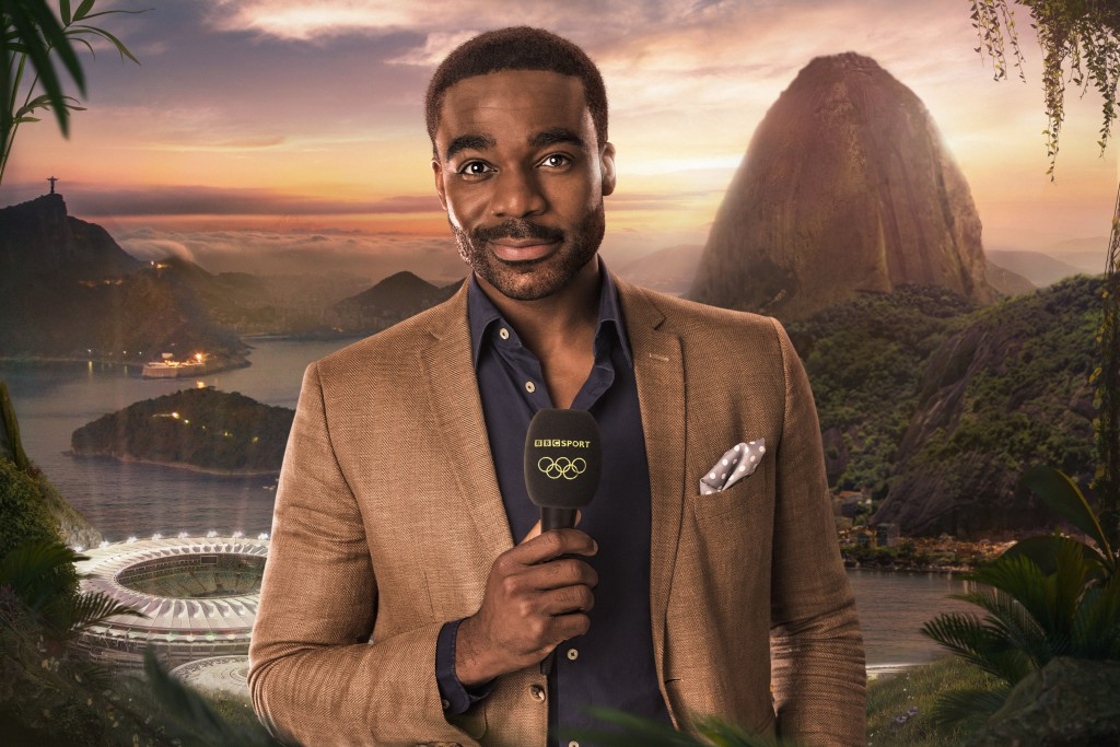 ON AIR: Ore set to anchor BBC coverage of Rio 2016 Olympics