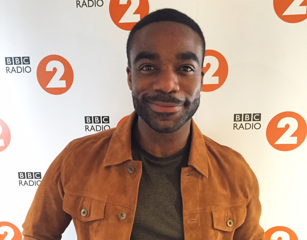 ON-AIR: Ore sits in for Claudia Winkleman on BBC Radio 2